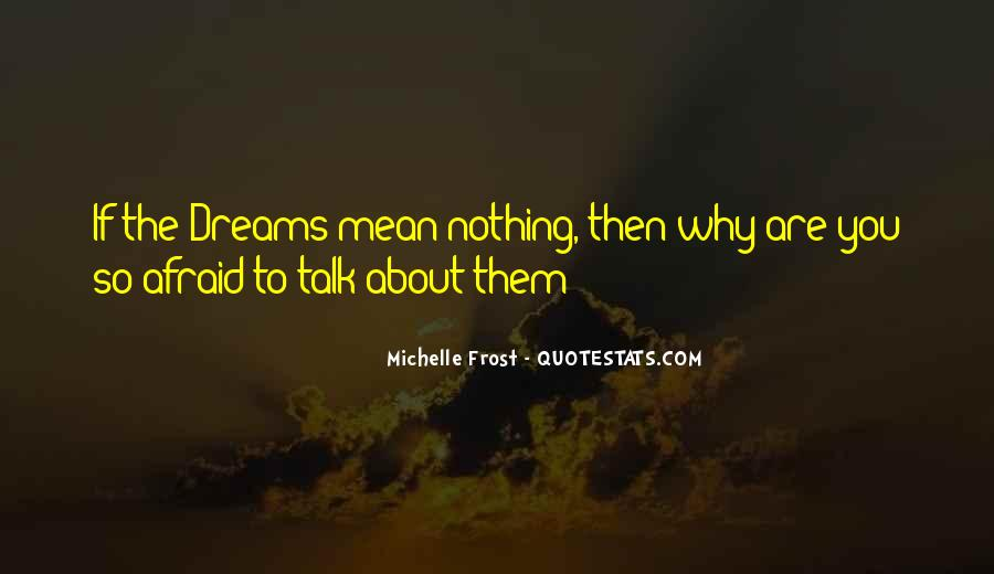 Talk To Her First Quotes #102775