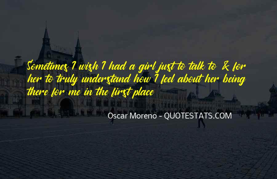 Talk To Her First Quotes #1637145