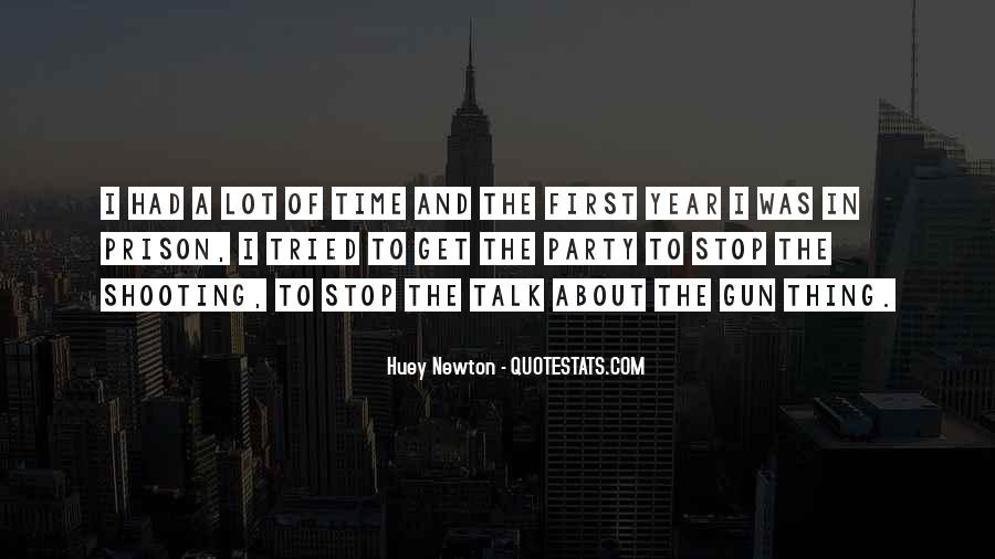 Talk To Her First Quotes #249208