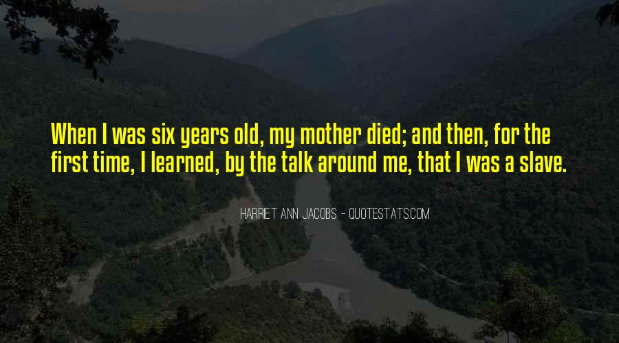 Talk To Her First Quotes #250743