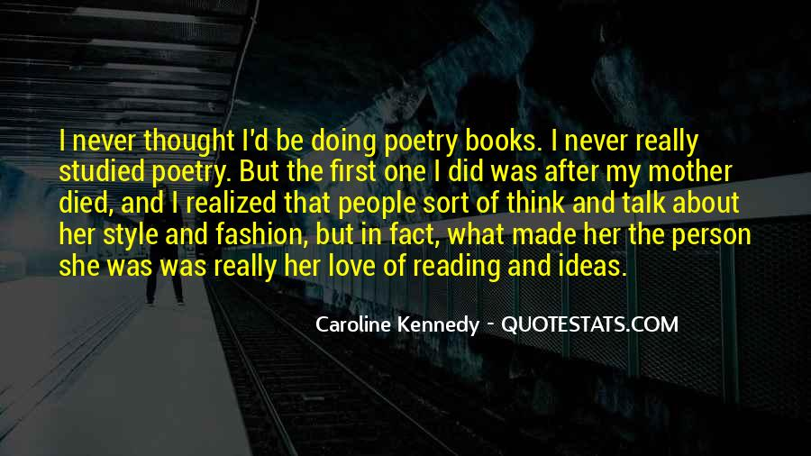 Talk To Her First Quotes #55839