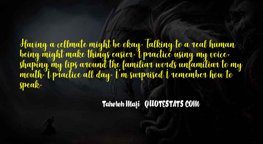 Talking All Day Quotes #1206251