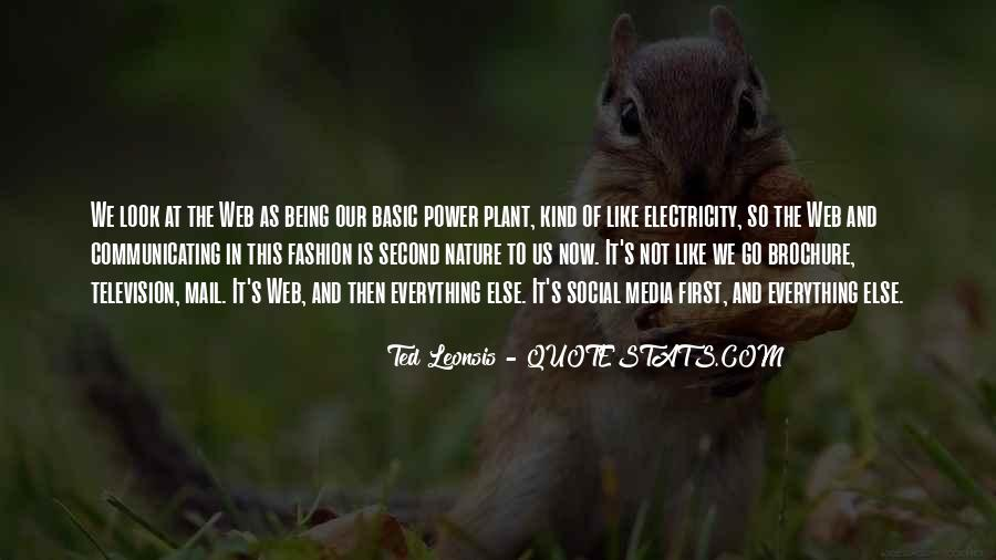 Quotes About Being Outside In Nature #100202