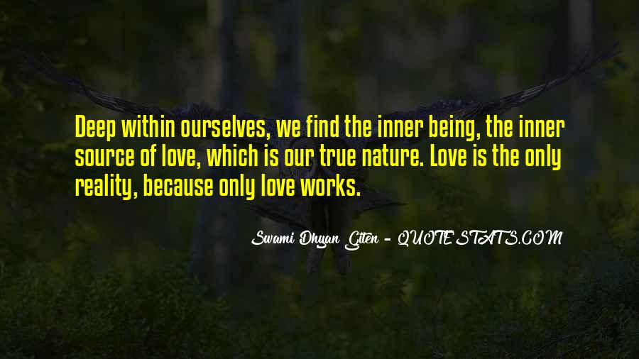 Quotes About Being Outside In Nature #107609