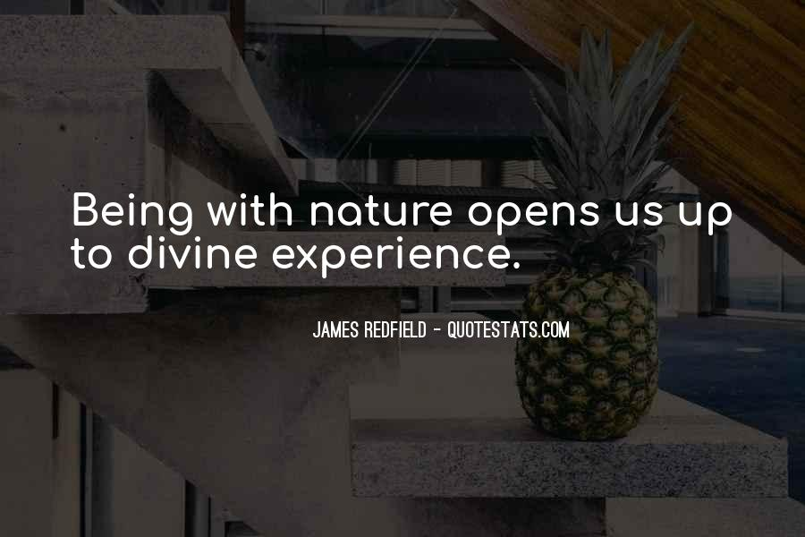 Quotes About Being Outside In Nature #42282