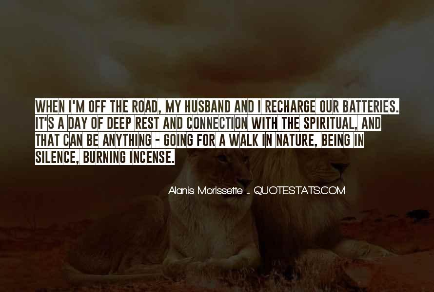 Quotes About Being Outside In Nature #47364