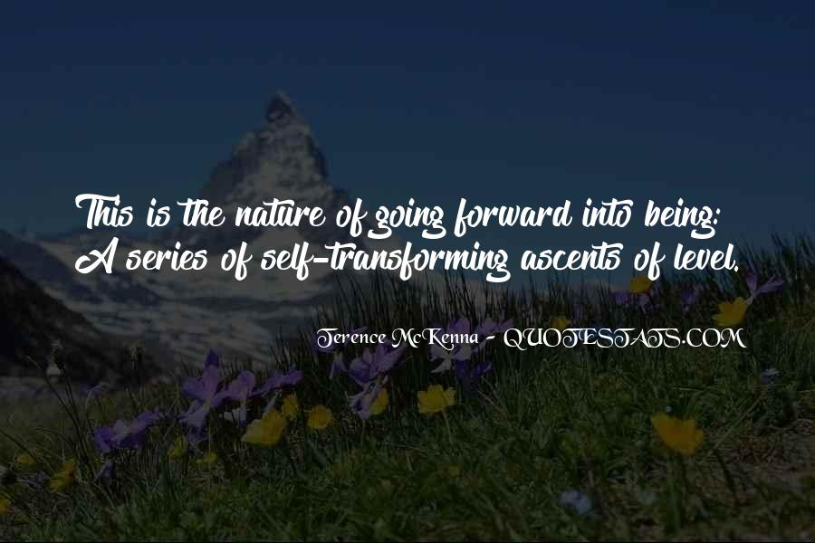 Quotes About Being Outside In Nature #79304