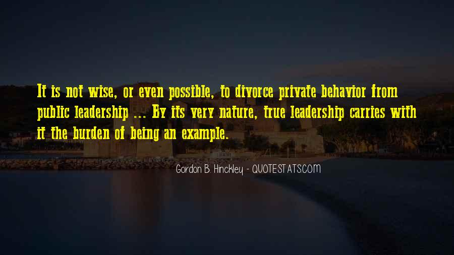 Quotes About Being Outside In Nature #88177