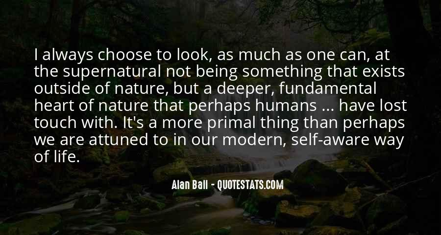 Quotes About Being Outside In Nature #903474