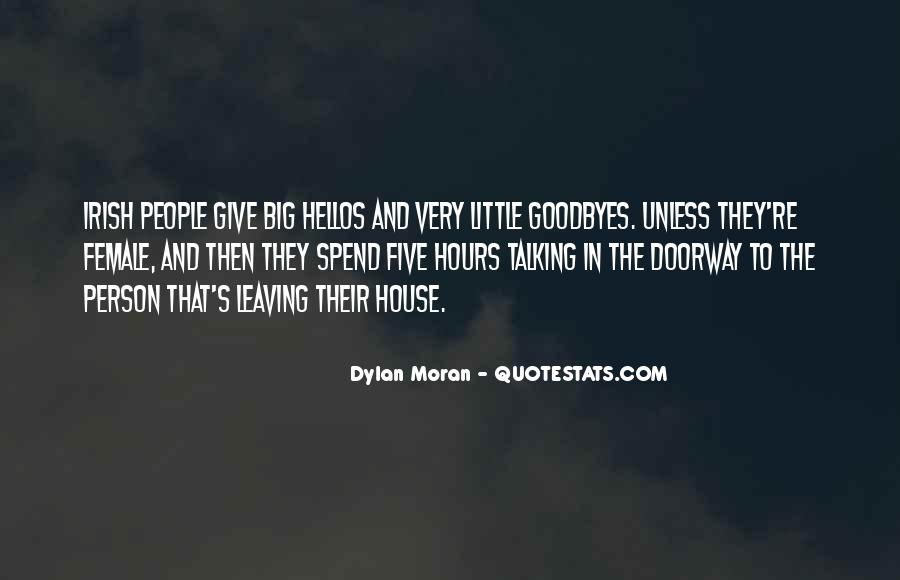 Talking To You For Hours Quotes #295722