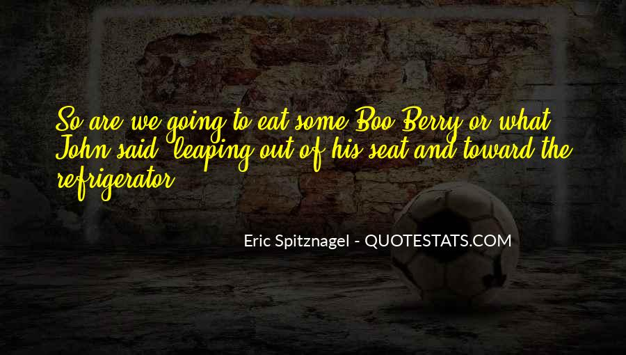 Quotes About Eric Berry #1000882