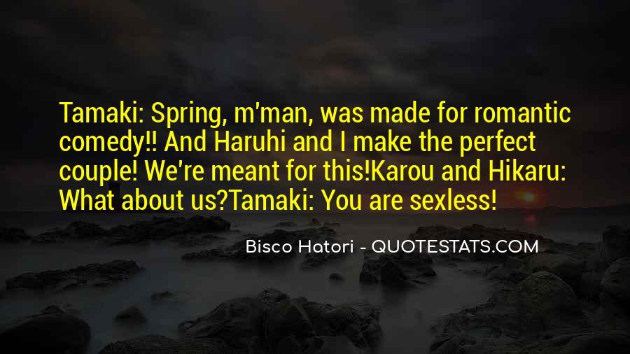 Tamaki Ouran Quotes #123566