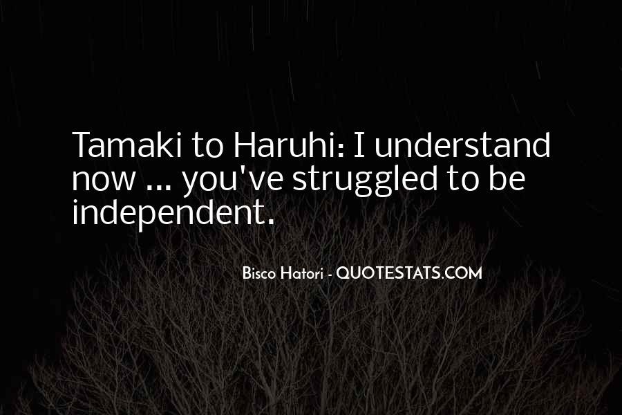 Tamaki Ouran Quotes #397033