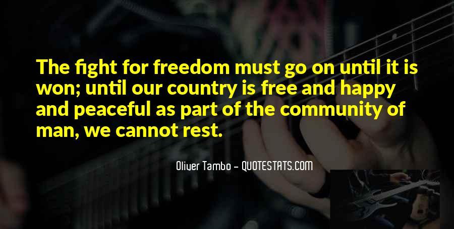 Tambo Quotes #235322