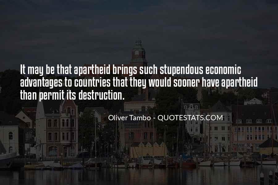 Tambo Quotes #317219