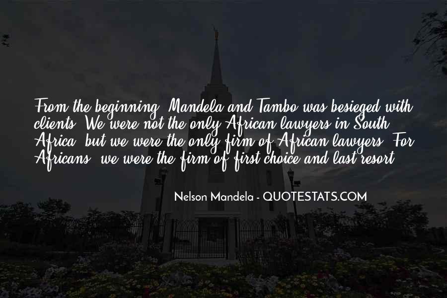 Tambo Quotes #561627