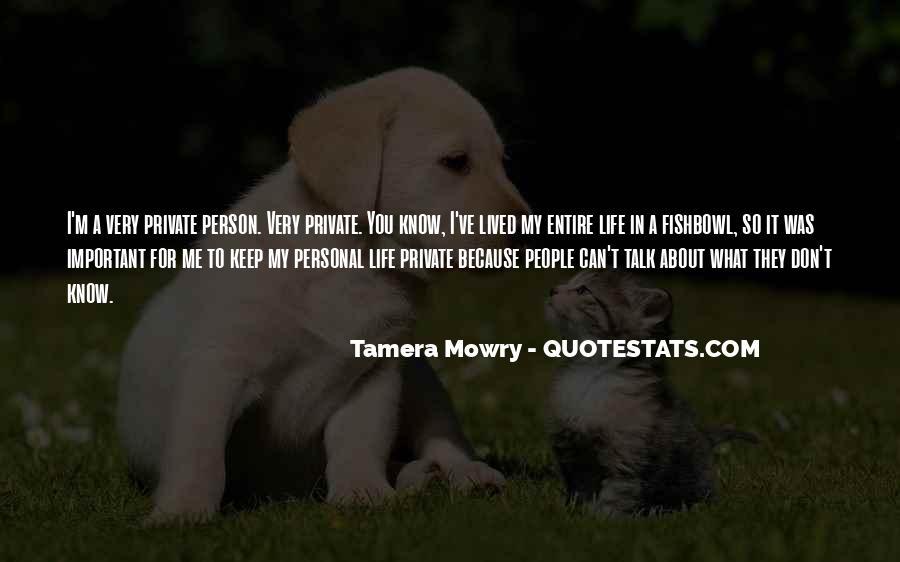 Tamera Quotes #221895