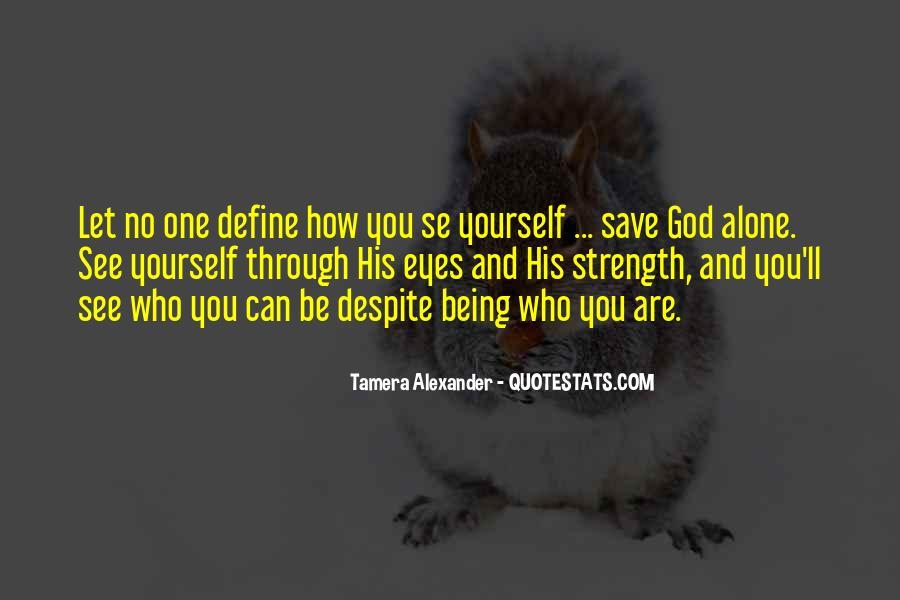 Tamera Quotes #4376