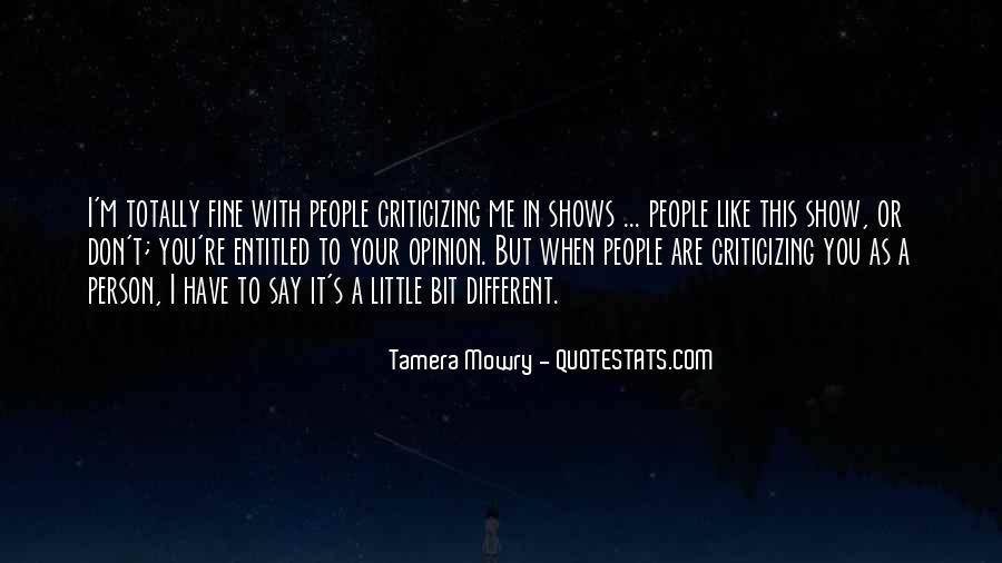 Tamera Quotes #767481