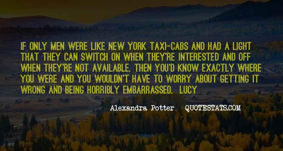 Quotes About Being Less Available #533106