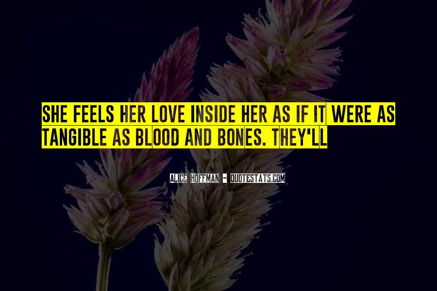 Tangible Love Quotes #525199