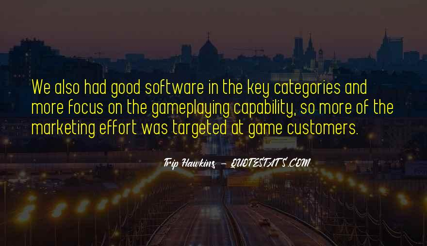 Targeted Marketing Quotes #734503