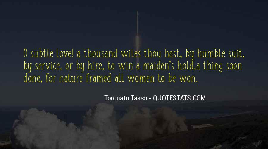 Tasso Quotes #1712083