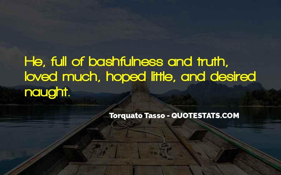 Tasso Quotes #310053