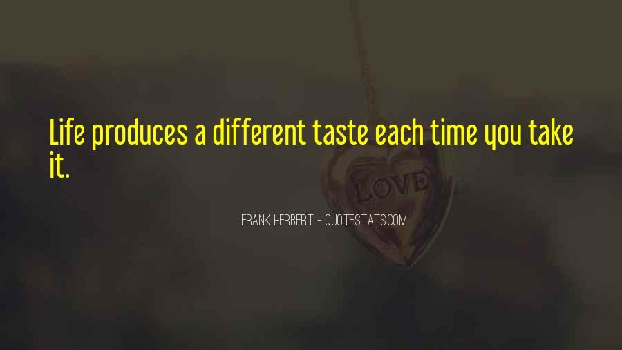 Taste You Quotes #140788