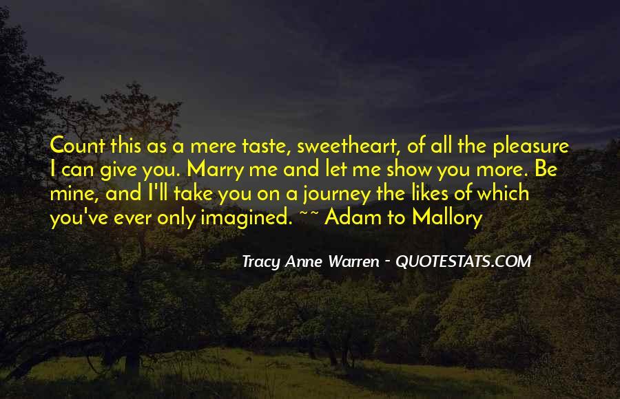 Taste You Quotes #26850