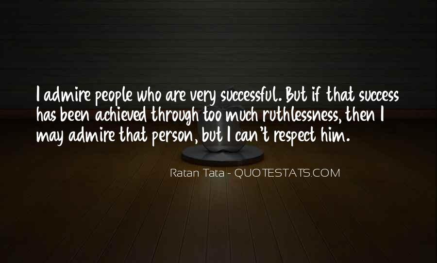 Tata's Quotes #1021350