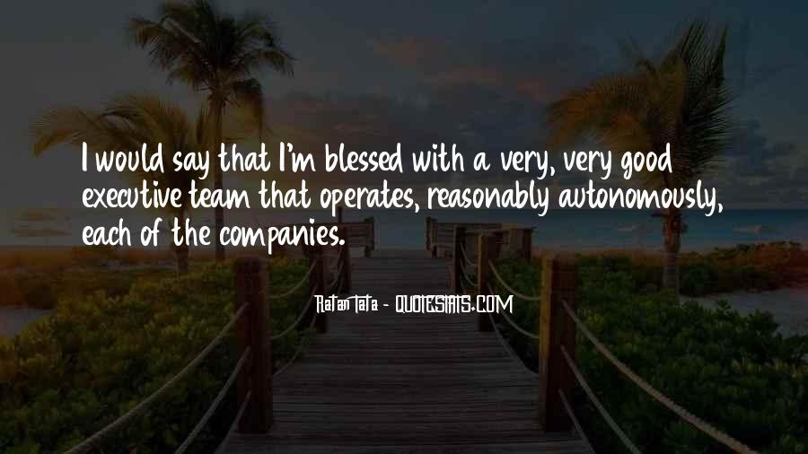 Tata's Quotes #1330838