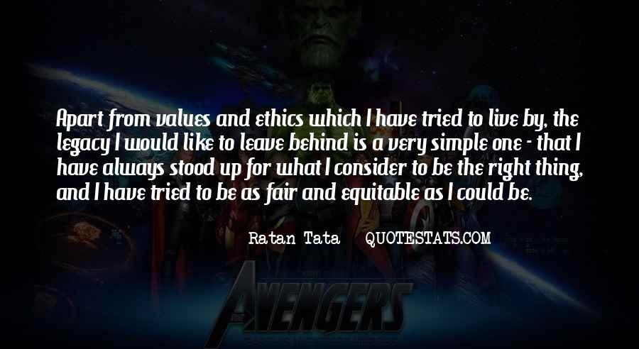 Tata's Quotes #1477006