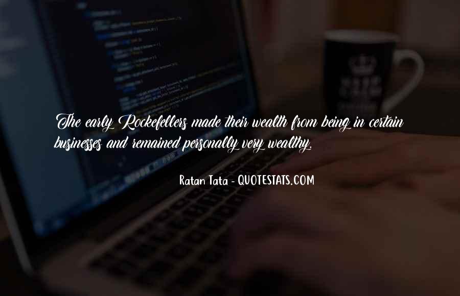 Tata's Quotes #15256