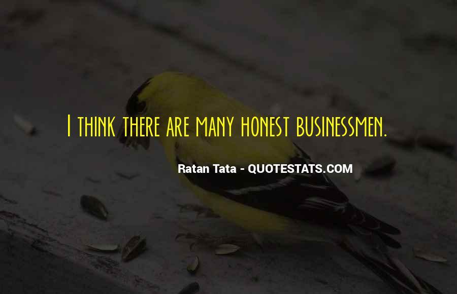 Tata's Quotes #1600341