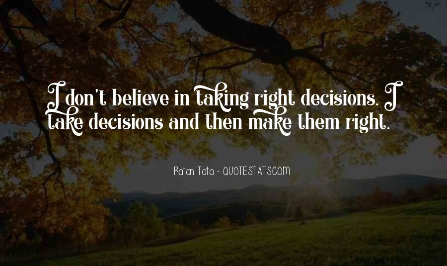Tata's Quotes #1606944