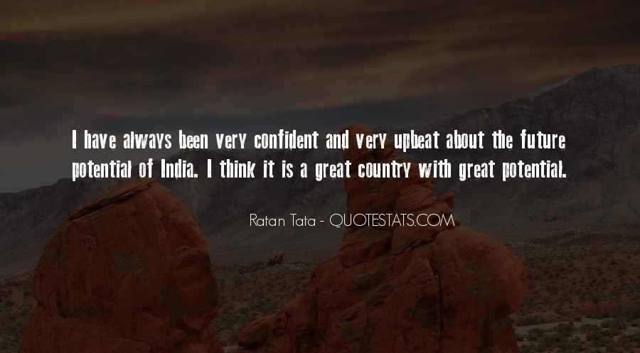 Tata's Quotes #1849380