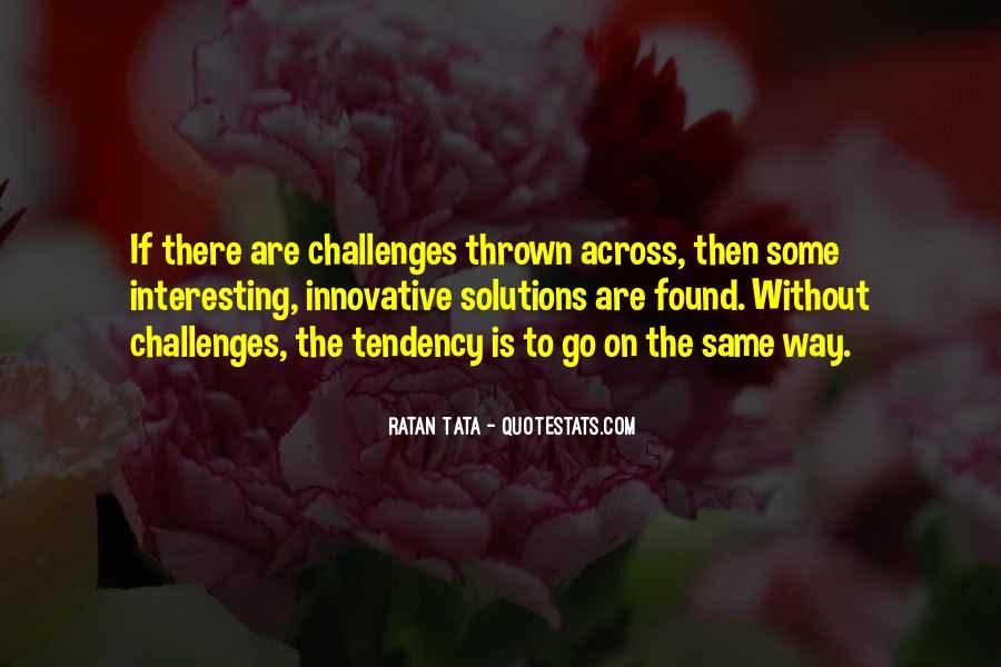 Tata's Quotes #363977