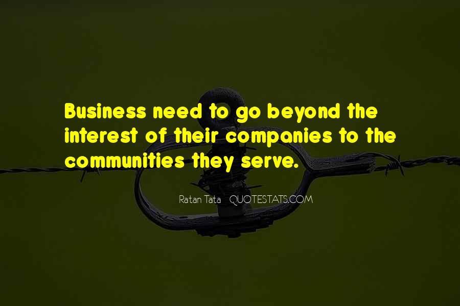 Tata's Quotes #373391