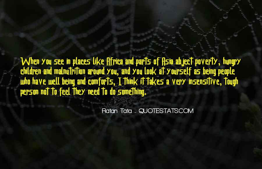 Tata's Quotes #377919
