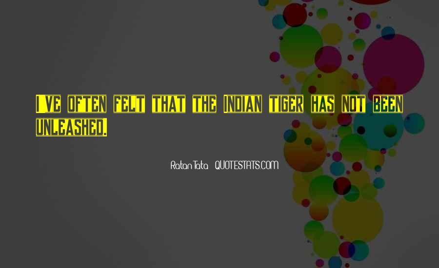 Tata's Quotes #444459