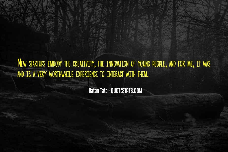 Tata's Quotes #458847