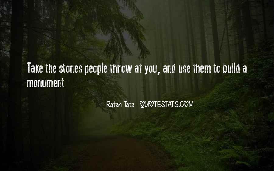 Tata's Quotes #624344