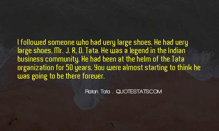 Tata's Quotes #78801