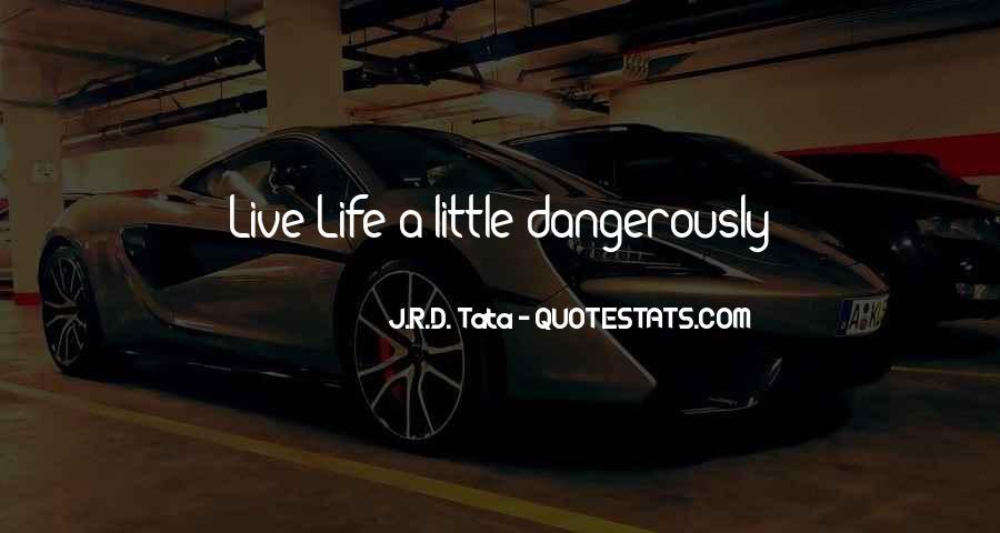 Tata's Quotes #813416
