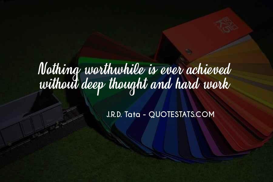 Tata's Quotes #876686