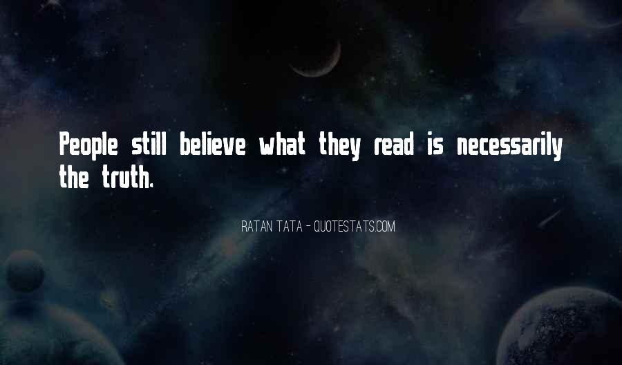 Tata's Quotes #957918