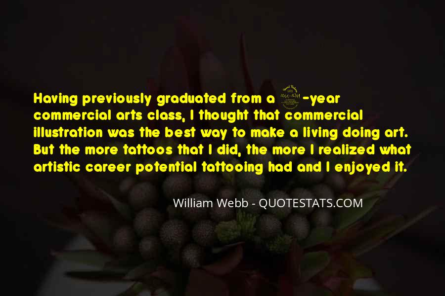 Top 26 Tattoo Art Quotes: Famous Quotes & Sayings About ...