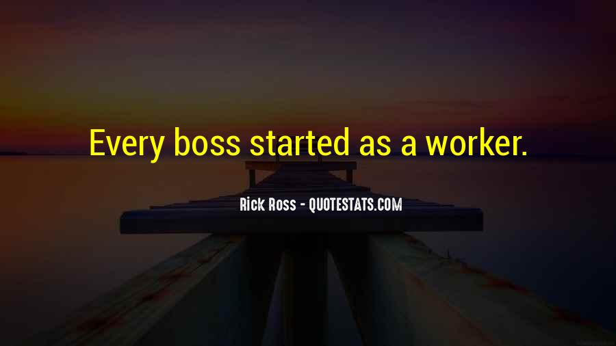 Quotes About Rick Ross #1001305