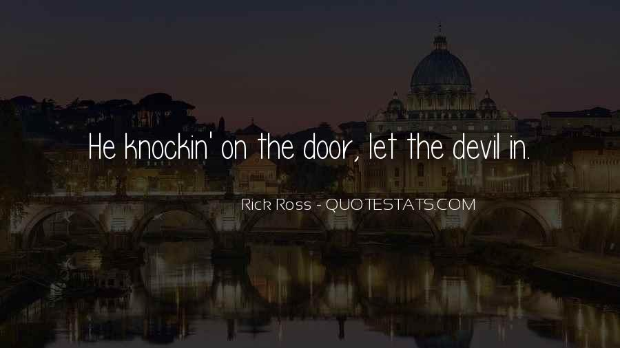 Quotes About Rick Ross #1575736